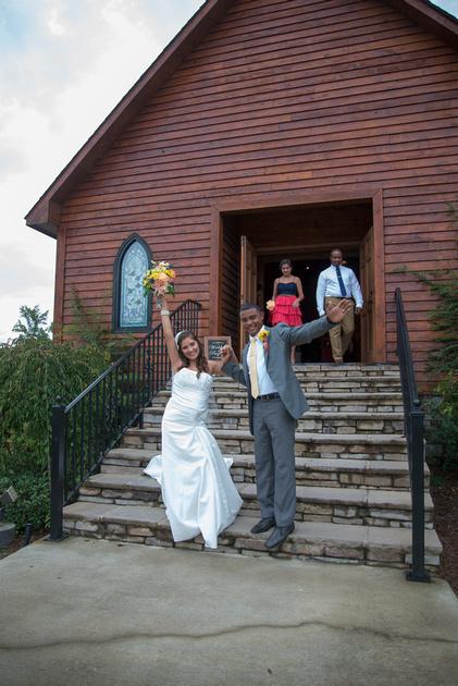 Pamella Vann Photography Natalie Edron S Wedding Noccalula Falls Chapel Gadsden Photographer