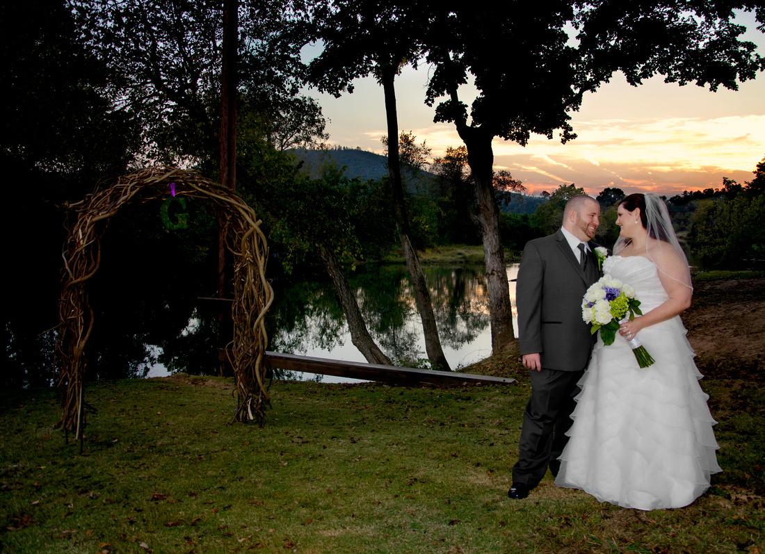 Noccalula Falls Wedding Chapel Gadsden Al